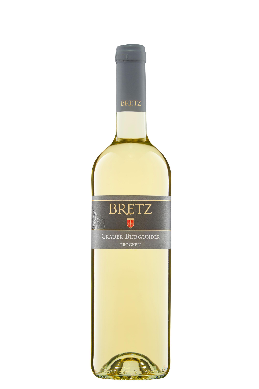 Bretz Grauer Burgunder trocken 0,75 l