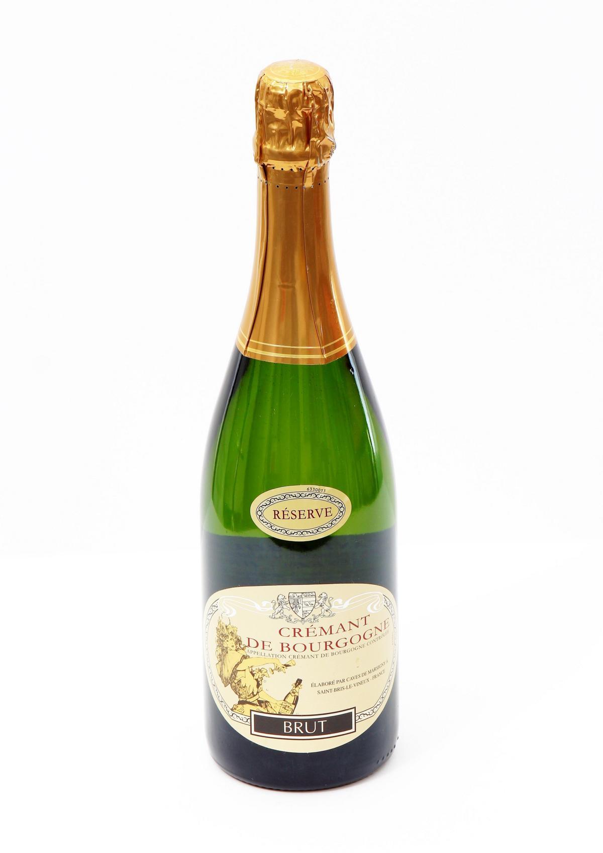 Crémant De Bourgogne Réserve Brut