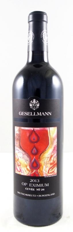 Albert Gesellmann 2016 Opus Eximium No 29 -BIO-
