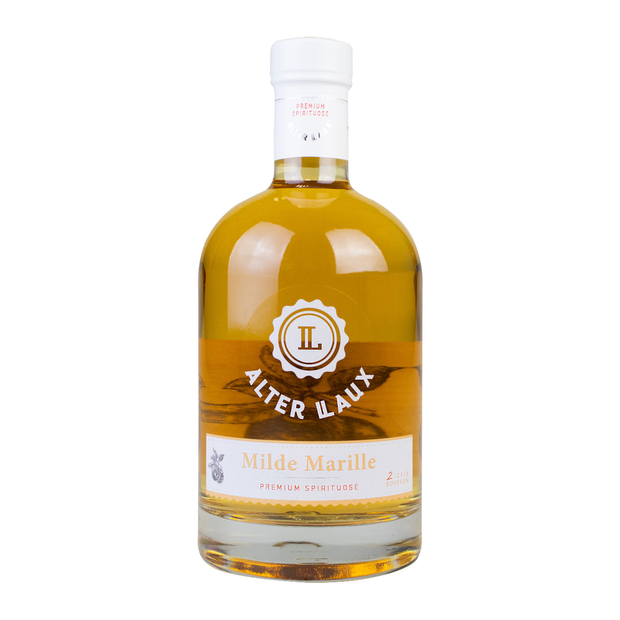 Alter Laux - Milde Marille 500 ml