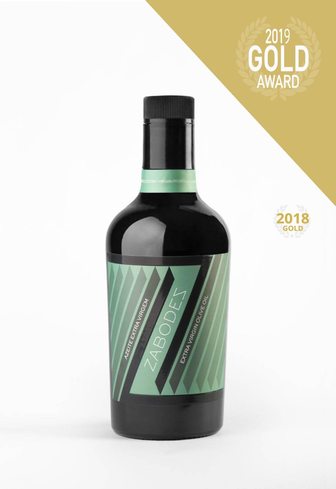 'Zabodez' Azeite Virgem Extra 0,5l - Olivenöl, Qt dos Lagares