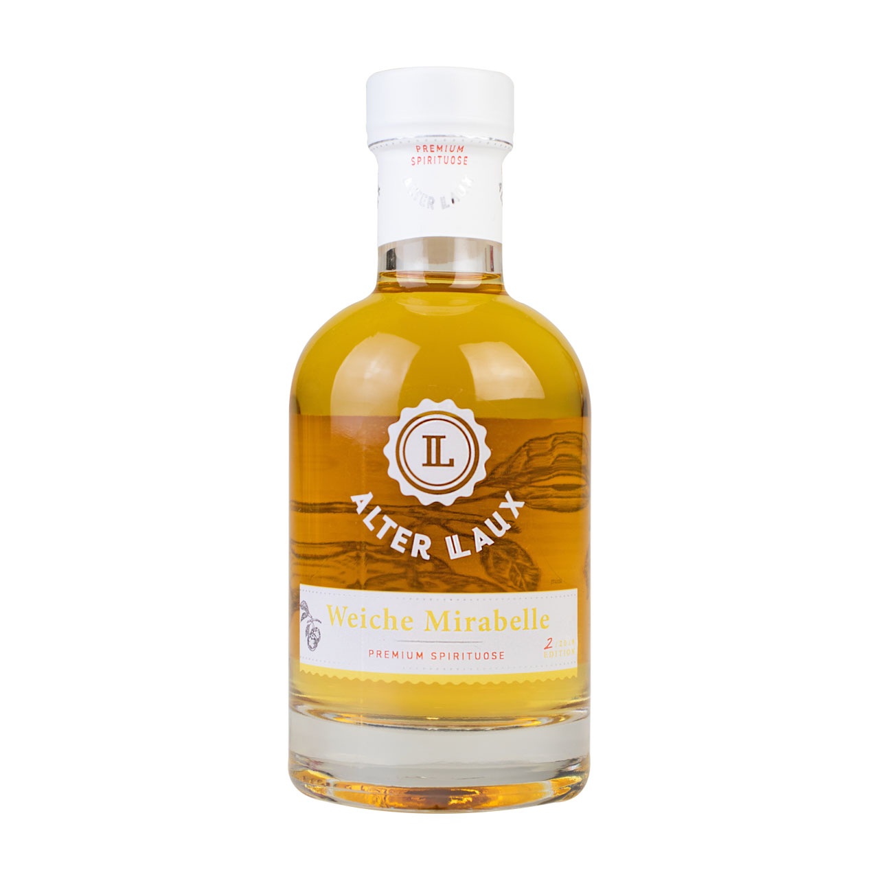 Alter Laux - Weiche Mirabelle - 200 ml