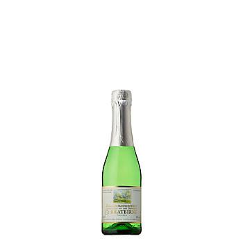 'Champagner Bratbirne' brut Birnenschaumwein, Piccolo 0,2 , Geiger