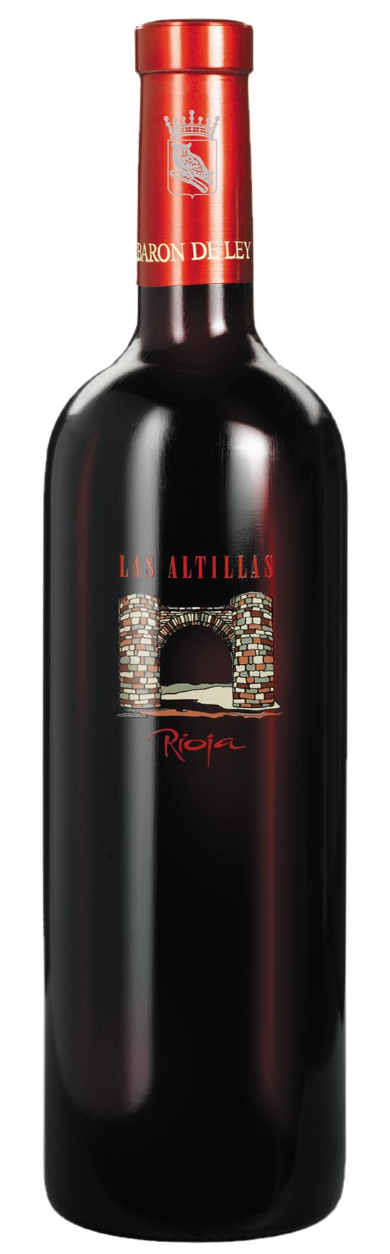 Barón de Ley- Rioja DOCa - Las Altillas