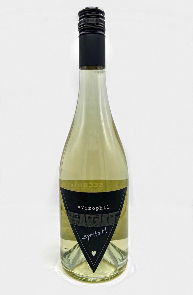 #vinophil spritzt! 2019 Secco weiß