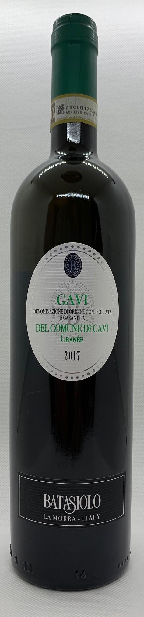 Batasiolo Gavi di Gavi, Piemont, 2017, trocken