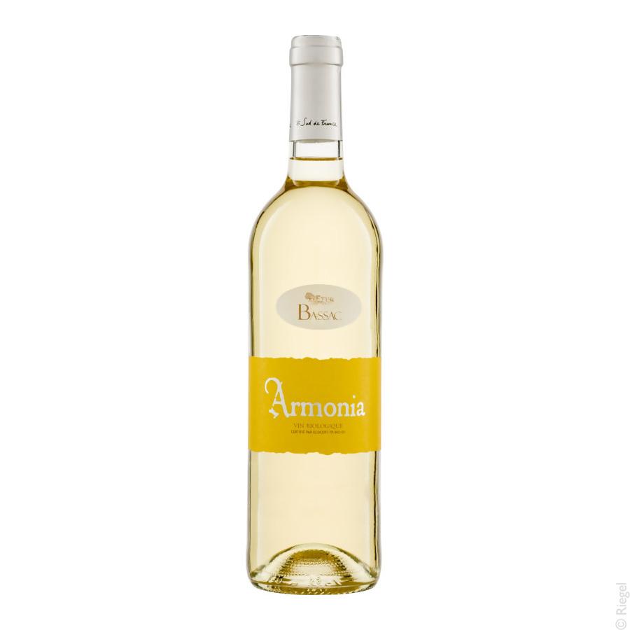 Armonia Blanc, 2019, tr., Bioprodukt, vegan - Dom. Bassac