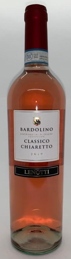 Bardolino Classico Chiaretto, 2019, Lenotti